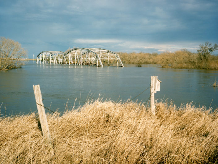 Red River, South of Grand Forks, ND, 1997